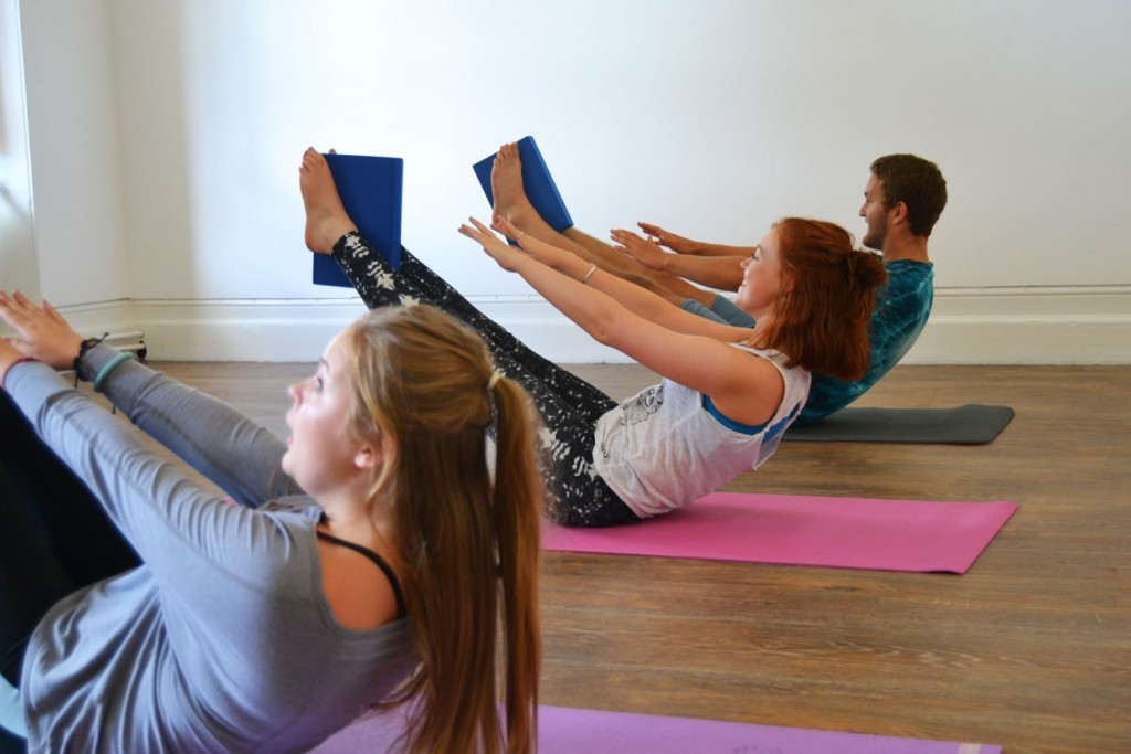 core strength for teens in Stroud