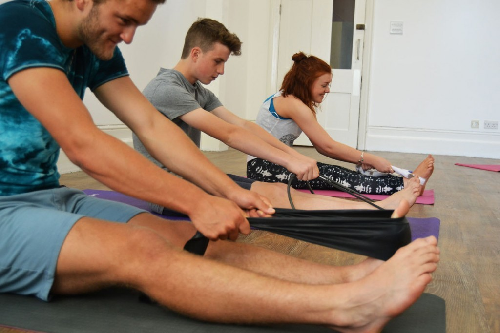 exercises to stretch out the hamstrings