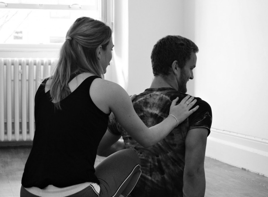 adjustments in yoga