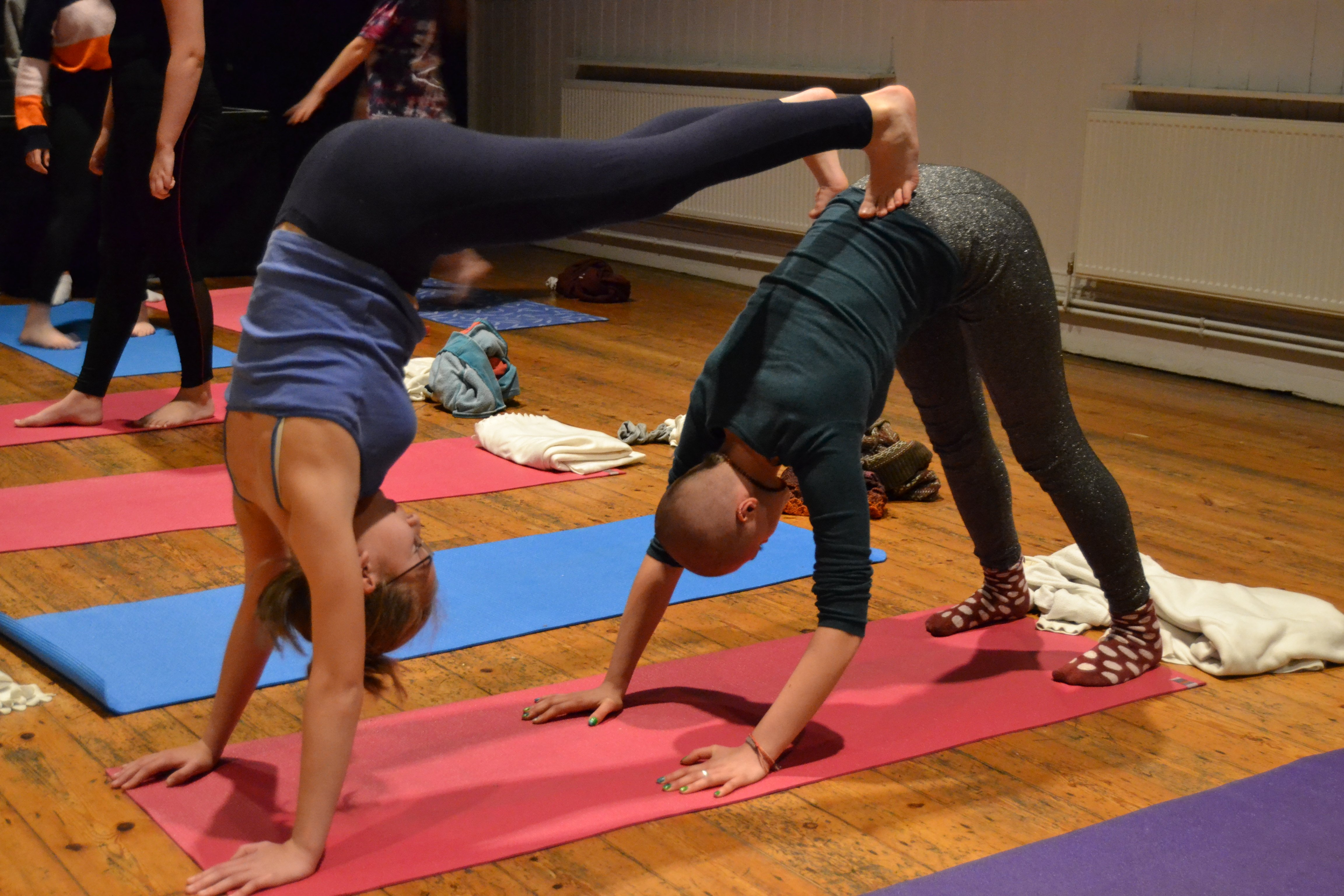 Bliss By Robin Yoga For Students In Gloucestershire